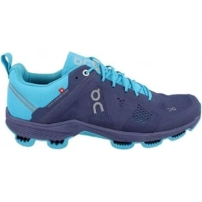 ON Cloudsurfer Velvet/Blue Womens