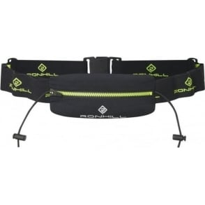 Ronhill Cargo Belt Black/Fluo Yellow