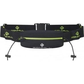 Ronhill Cargo Belt Black/Fluo Yellow