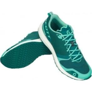 Scott Palani Womens Road Running Shoes Green