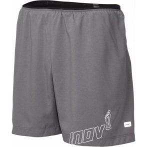"Inov8 AT/C 5"" Trail Short Dark Grey Mens"