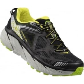 Hoka Challenger ATR 3 Black/Bright Green/Citrus Mens