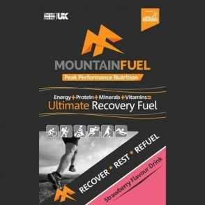 Mountain Fuel Ultimate Recovery Fuel Strawberry