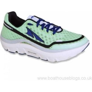 Altra Paradigm 1.5 Mint Womens Zero Drop Road Running Shoes