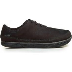 Altra Instinct Mens Everyday Zero Drop Casual Shoes Black