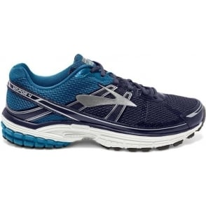 Brooks Vapor 4 Mens D (STANDARD WITH) Road Running Shoes Black/Evening Blue/Turkish Tile
