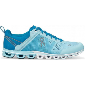 ON Cloudflow Blue/Haze Womens