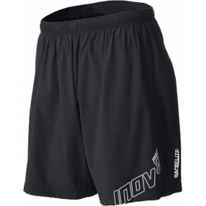 "Inov8 Race Elite 210 (8"" Eight Inch) Mens Trail Running Shorts Black"