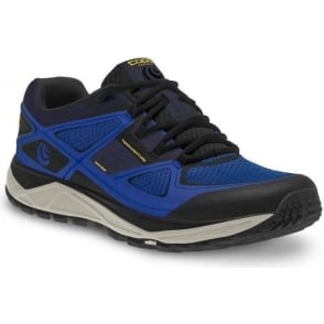 Topo Terraventure Mens Trail Running Shoes Blue/Black