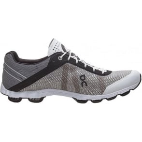 ON Cloudrush Mens Road Running Shoes Black/White