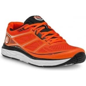 Topo Fli-Lyte 2 Mens Low Drop & Wide Toe Box Road Running Shoes Orange/Black