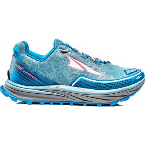 Altra Timp Womens Zero Drop Trail Running Shoes Blue