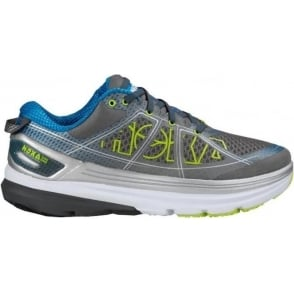 Hoka Constant 2 Mens Road Running Shoes Grey/Directoire Blue