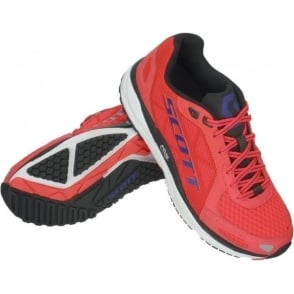Scott Palani Trainer Red Womens