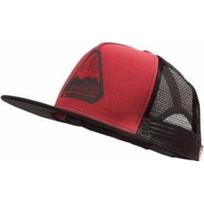 Inov8 All Terrain Trucker Cap Red/Black