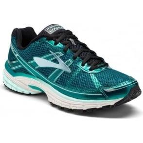 Brooks Vapor 4 Womens B (STANDARD WITH) Road Running Shoes Green/Mint/Black