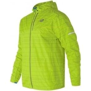 New Balance Reflective Packable Jacket Mens