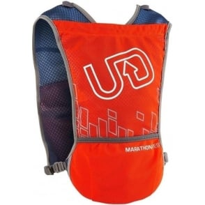 Ultimate Direction Marathon Vest Running Hydration Vest/Pack Fire Red