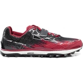 Altra King MT 1.5 Mens Zero Drop Off-Road Running Shoes Red