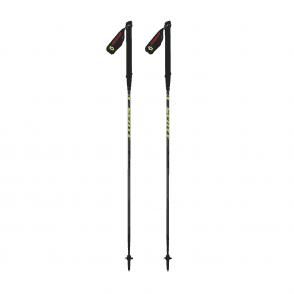 Scott RC 3-Part Carbon Running or Walking Poles Black