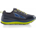 Altra Olympus Mens Zero Drop Trail Running Shoes Grey/Lime/Blue