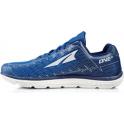 Altra One V3 Mens Zero Drop Road Running Shoes Blue/Grey