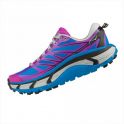 Hoka Mafate Speed 2 Womens Trail Running Shoes Purple Cactus/Blue Aster