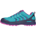 Inov8 Roclite 280 Womens STANDARD FIT Trail Running Shoes Teal/Navy/Purple
