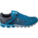 ON Cloudflow Mens Road Running Shoes River/Navy
