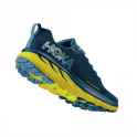 Hoka Challenger ATR 4 Mens Trail Running Shoes Midnight/Niagara
