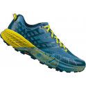 Hoka Speedgoat 2 Mens Trail Running Shoes Midnight/Niagara