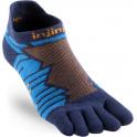 Injinji Socks Performance Ultra Run No Show Running Socks Blue