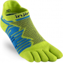 Injinji Socks Performance Ultra Run No Show Running Socks Lime