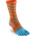 Injinji Socks Performance Ultra Run Crew Womens Running Socks Dorado