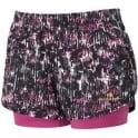 Ronhill Momentum Twin Womens Running Shorts with Lycra Inner Short