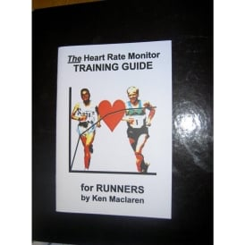 Generic The Heart Rate Monitor Training Guide Book For Runners by Ken Maclaren