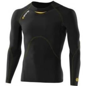 Skins A400 Long Sleeve Top Mens