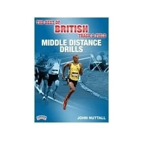 Middle Distance Drills: The Best of British Track and Field