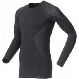 Odlo Evolution Light Long Sleeve Base Layer Top Mens (SC 180002) Black