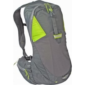 Inov8 Race Pro 12 Running Ruck Sack Grey/Lime