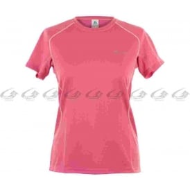 Odlo Fond Women's Short Sleeve Crew Neck Running T-Shirt