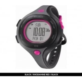Soleus Chicked Running Watch Women's Black/Pink