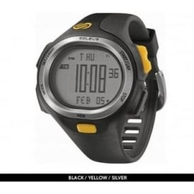 Soleus PR Running Watch Black/Yellow