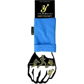 Y-Fumble Running Arm Pocket Blue