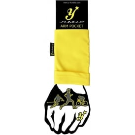 Y-Fumble Running Arm Pocket Yellow