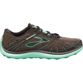 Brooks Pure Grit Trail Minimalist Running Shoes Women's