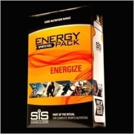 "Science In Sport Trial ""Energy"" Pack with Go Gels, Go Bars, PSP22 and Rego"