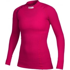 Craft Zero Extreme Long Sleeve Base Layer Russian Rose Women's