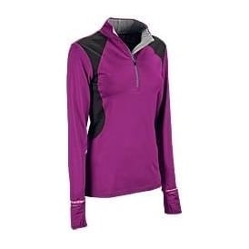 New Balance NBX Welded 1/2 Zip Viola Women's