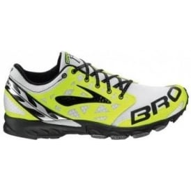 Brooks T7 Racer Road Racing Shoes Nightlife/Silver/Black/White Unisex